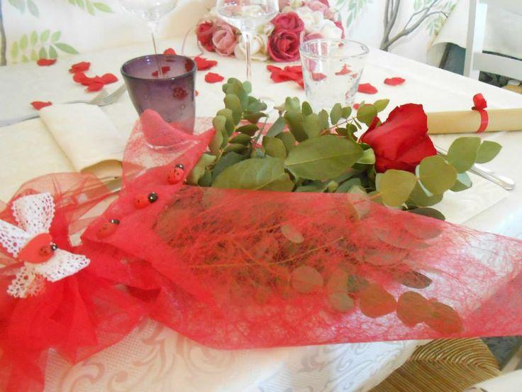 Cena Romantica di San Valentino al Ristorante Romantico Taverna di Bibbiano tra Colle di val d'Elsa e San Gimignano, Siena.