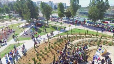 Η πρώτη παιδική χαρά για ΆμεΑ στην Αθήνα - Η ΔΙΑΔΡΟΜΗ ®