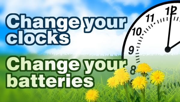 Time Change Facebook: Don't Forget! Daylight Saving Time 2014 Begins At 2:00 AM