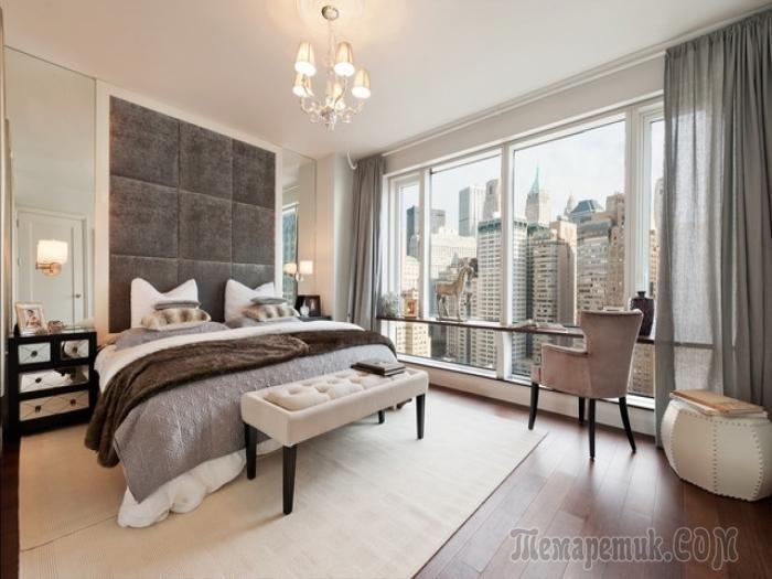 В новом обзоре вниманию читателей представлено два десятка по-настоящему вдохновляющих примеров того, как может быть оформлено одно из самых интимных мест в доме, а именно спальная комната.Надеемся, ...