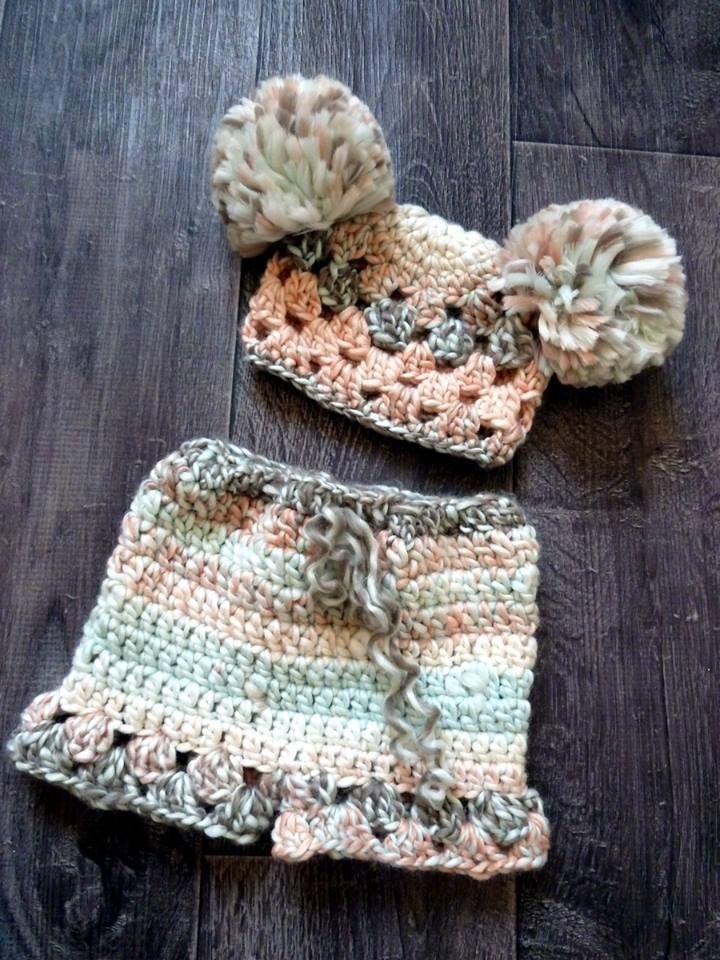 Newborn set from luxury yarn