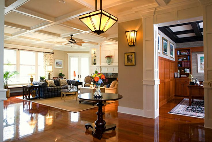 17 best images about craftsman style home decor ideas on for Craftsman interior design elements
