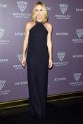 Gucci Museo Forever Now exhibit opening, Sao Paulo - May 28 2014  Frida Giannini in Gucci.