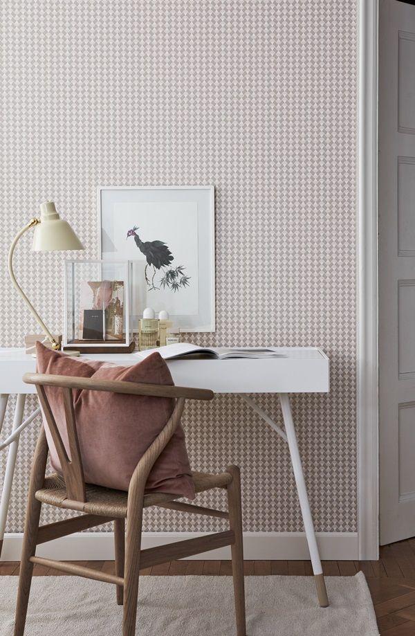 ARNE Scandinavien designers II | Wallpaper | I butik: 15 juni 2016 | borastapeter.se | via trendspanarna