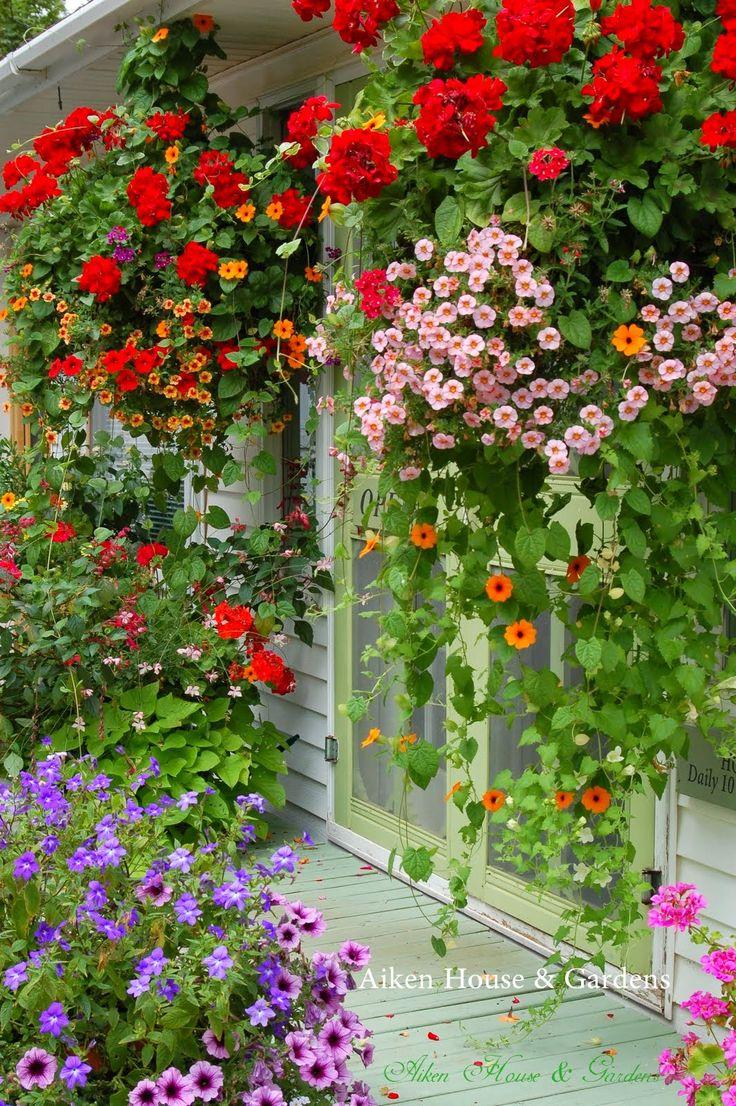 Aiken House U0026 Gardens: Summer Porches