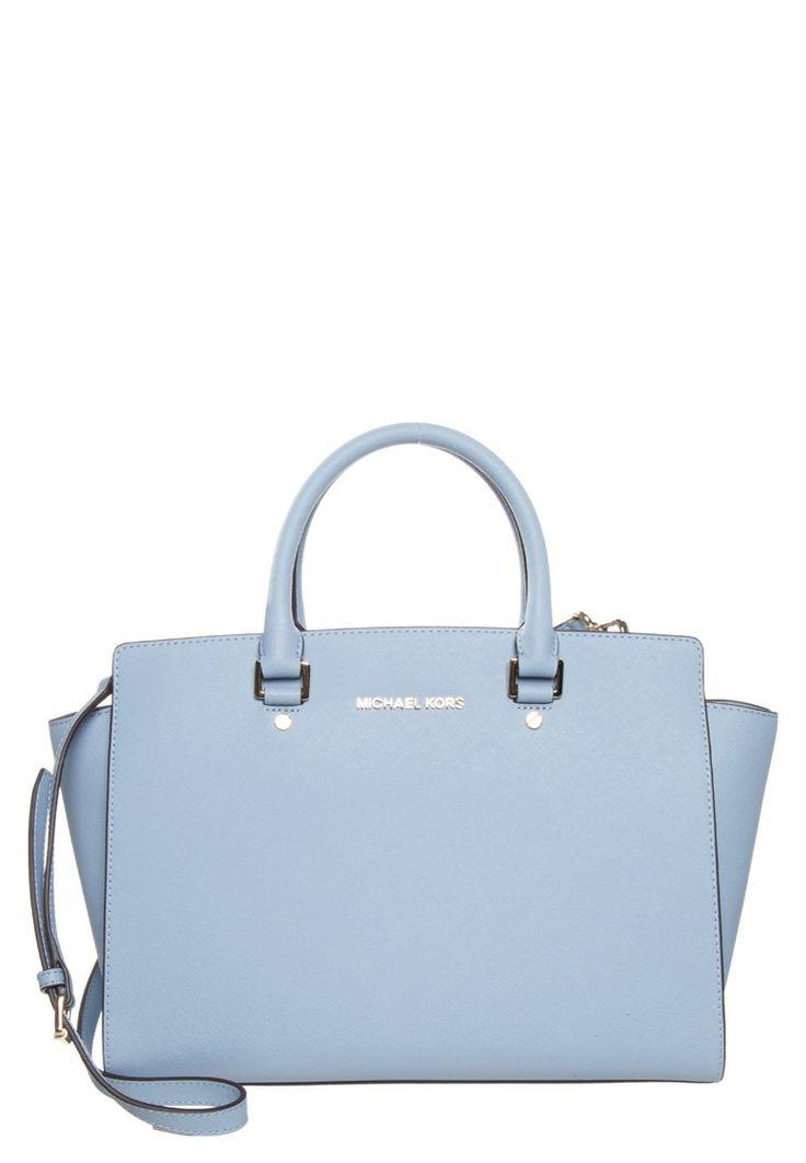 Michael Kors - SELMA - Handtasche - pale blue