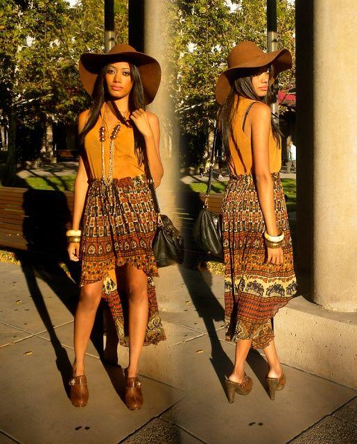Boho Pants Fashion Tumblr