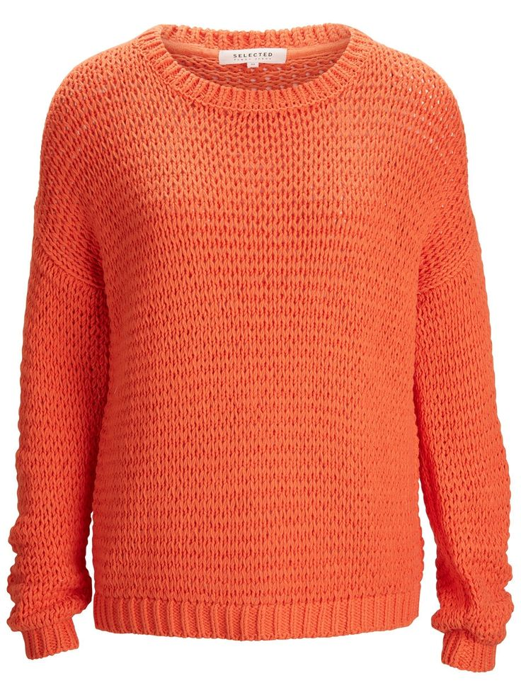 Kuscheliger Pullover von Selected Femme @ABOUT YOU http://www.aboutyou.de/p/selected-femme/pullover-loose-fit-baumwolle-1749710?utm_source=pinterest&utm_medium=social&utm_term=AY-Pin&utm_content=2015-10-KW-45&utm_campaign=Streetstyle-Board