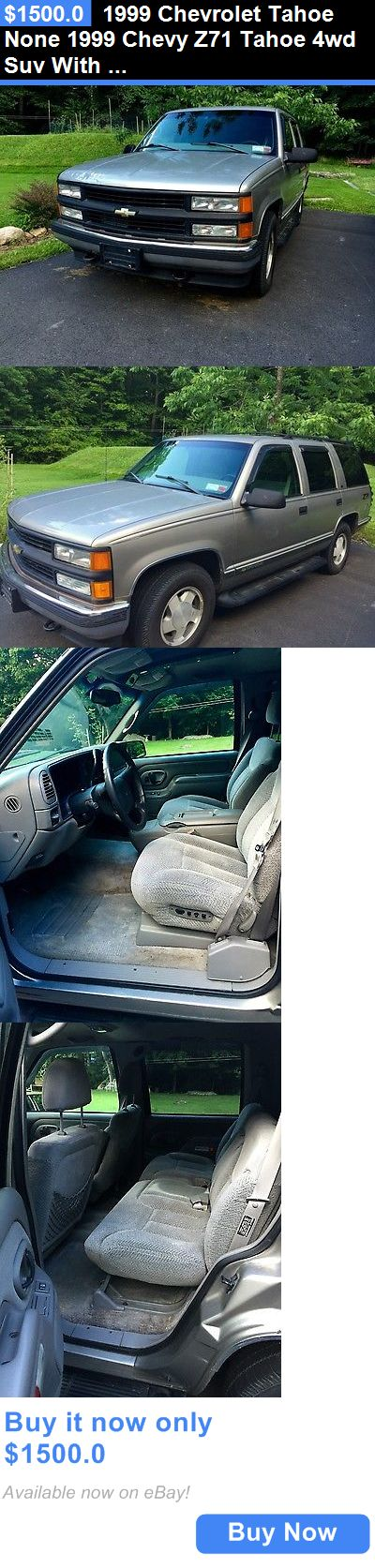 1999 chevy silverado 1500 v8 specs