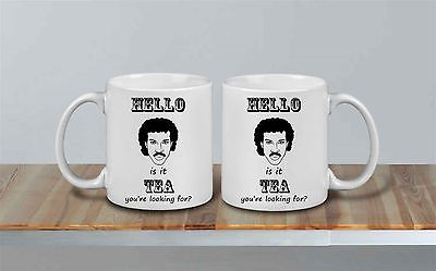 Lionel #richie rich tea hello #funny #ceramic mug,  View more on the LINK: 	http://www.zeppy.io/product/gb/2/172462962220/