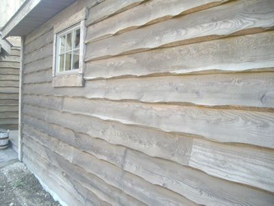 Wavy Edge Wood Siding 1x6 1x8 1x10 1x12 Exterior