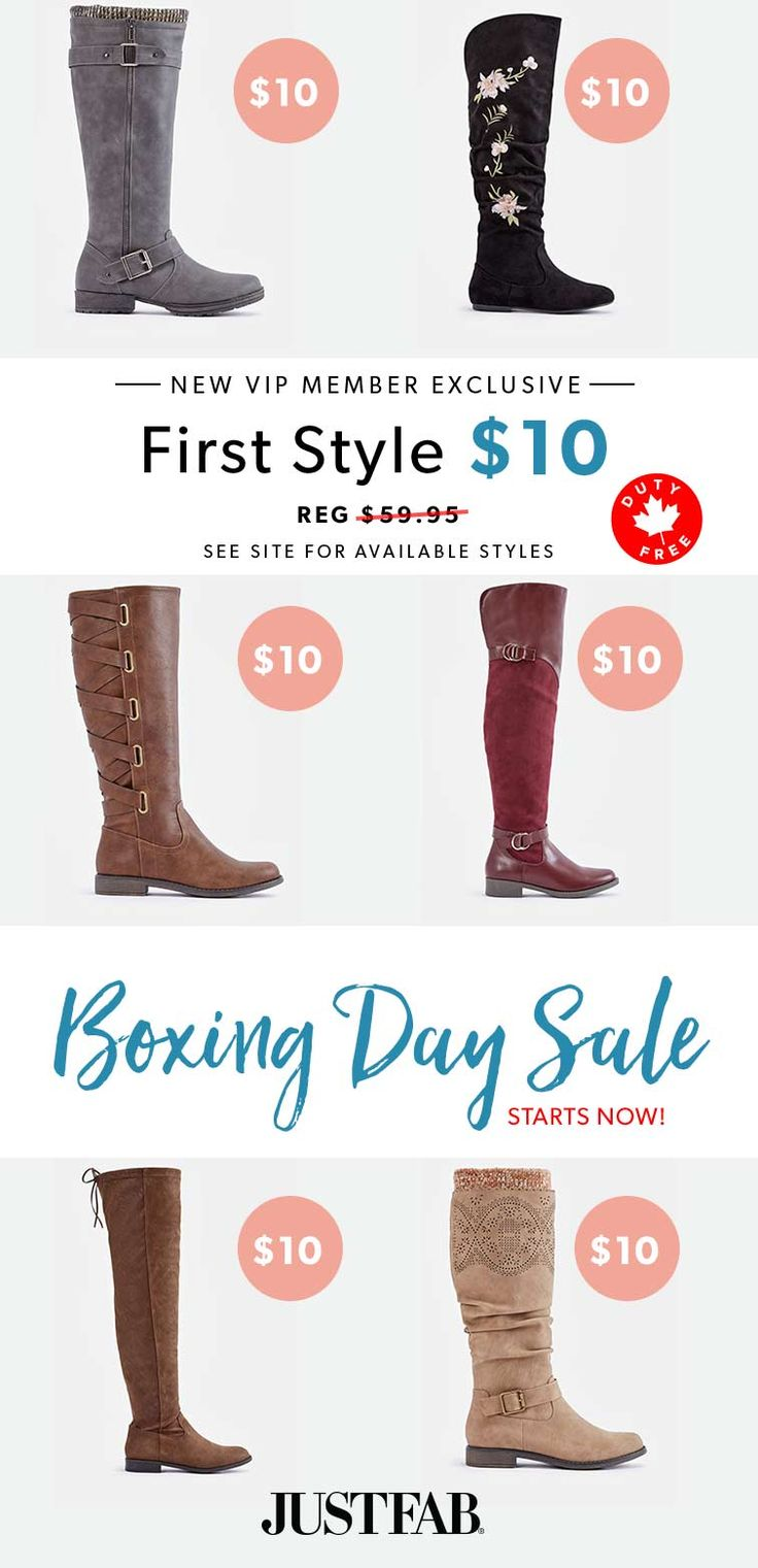 The Boxing Day Sale is Here! - Get Your First Style for Only $10! Take the 60 Second Style Quiz to get this exclusive offer!