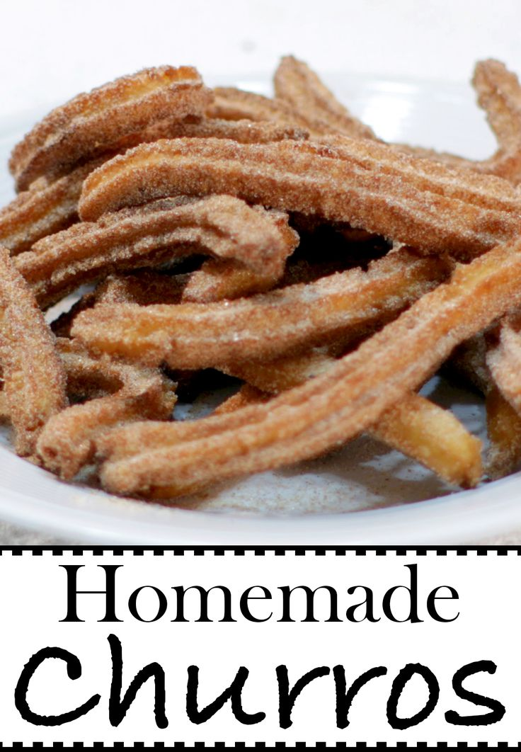 Serve them up covered in a cinnamon sugar mix!