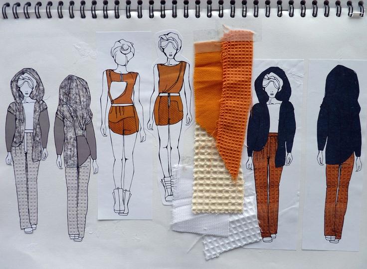 Fashion and Textile Design: Bernice Arriagada