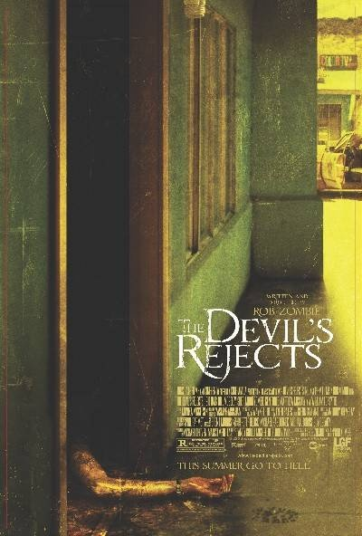 The Devils Rejects. LOVE horror movies, but its hard to find good ones like this