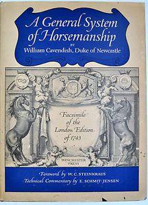 Герцог  Кавендиш  Первый. Дрессировка  и  выездка  лошадей.