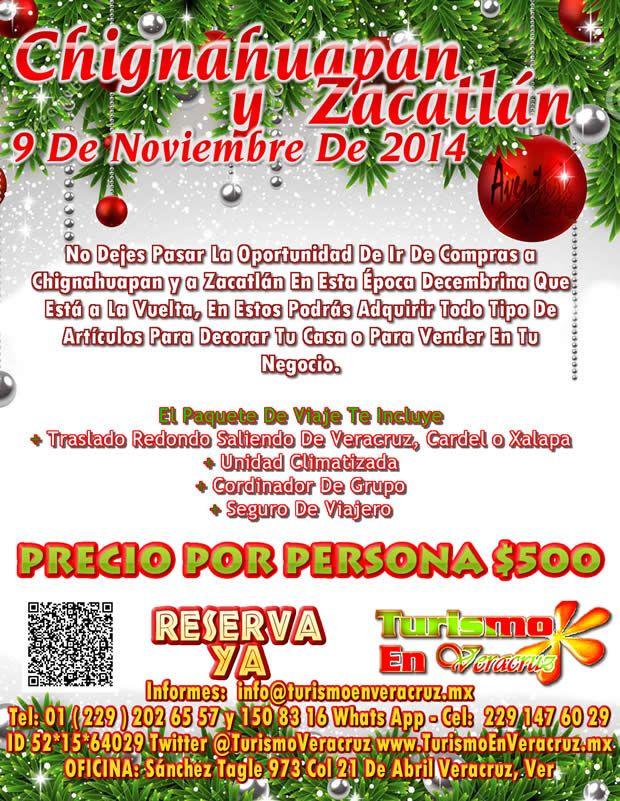 Últimos tres lugares para ir de #compras #navideñas http://www.turismoenveracruz.mx/2014/10/vamos-de-compras-a-chignahuapan-y-zacatlan-este-9-de-noviembre/