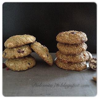 Dolce Rita: Oatmeal cookies: two ways, my way!