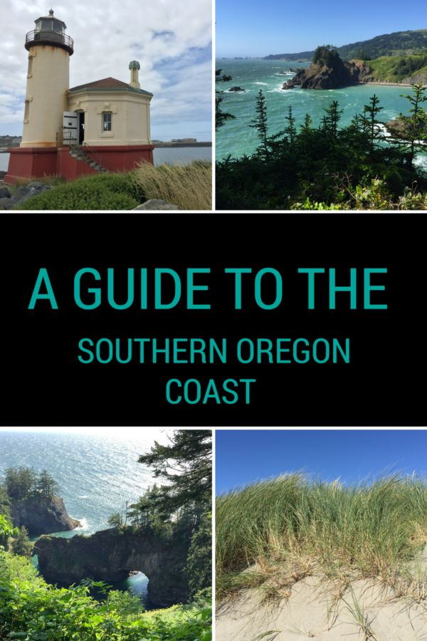 A Guide to the Southern Oregon Coast