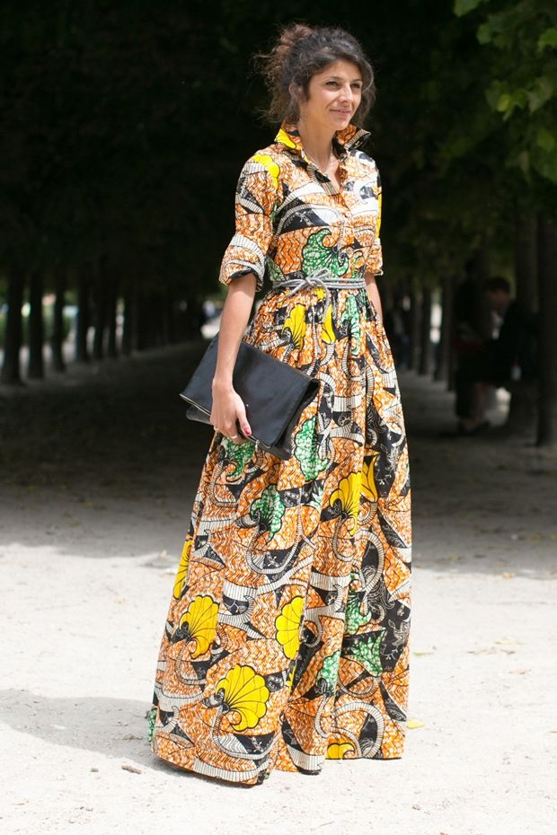 What the girls wore: street style roundup from Couture, day 1. Street style.