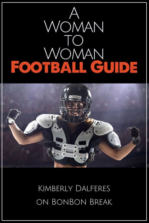 A Woman-to-Woman Football Guide