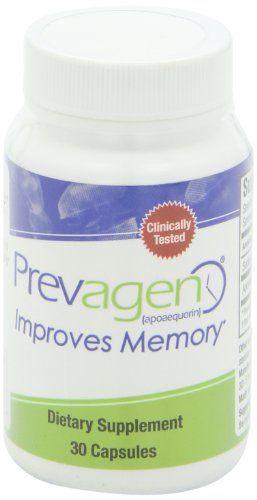 Quincy Bioscience Prevagen -- 30 Capsules | Multicityhealth.com  List Price: $108.00 Discount: $68.10 Sale Price: $39.90