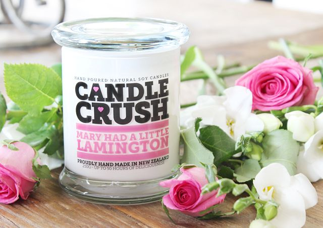 CANDLE CRUSH: MARY HAD A LITTLE LAMINGTON: http://www.beautylust.co.nz/win-1-of-4-new-candles-from-candle-crush