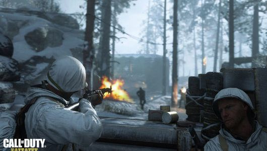 "For the last week of 2017, Call of Duty: WWII takes the number one spot for the 9th consecutive week on the ""Top 40 Entertainment Software (All Prices)"" UK chart.  The popular series previously achieved such a feat in 2015 for Call of Duty: Black Ops III where it held the number one spot a total of eleven weeks; however, only seven of those weeks were consecutive. The last time the series hit nine consecutive weeks at number one was when Call of Duty: Modern Warfare 2 released back in 2009…"