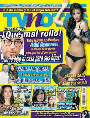 Nombre Revista :  TV Notas México                                                        Fecha:  6 Junio 2017                    ...