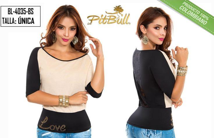 Tenemos novedades!!  Todos los modelos en Blusas de Moda:  http://www.ropadesdecolombia.com/index.php?route=product/category