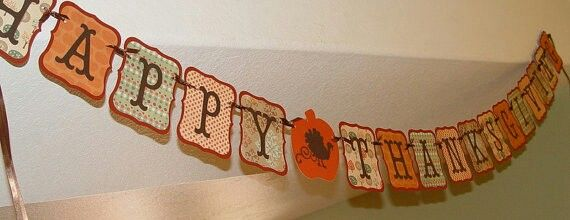Pin by lora obert thorn on thanksgiving pinterest for Homemade thanksgiving decorations for the home