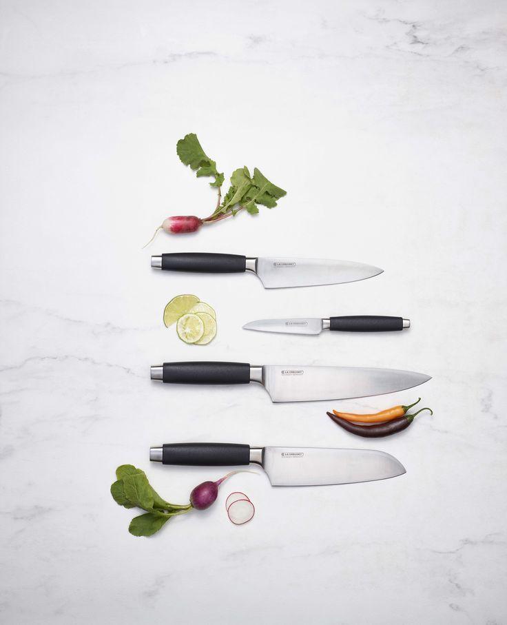 Black Phenolic Knives