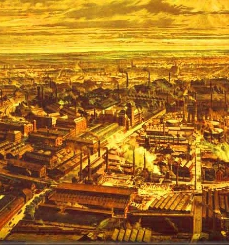 the legacy of the industrial era in the history of the united states The industrial revolution in the united states the industrial revolution a window into this time period history of the industrial workers of the.