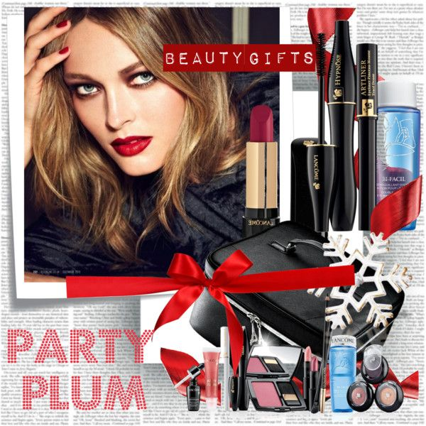 Beauty Gifts Party Plum