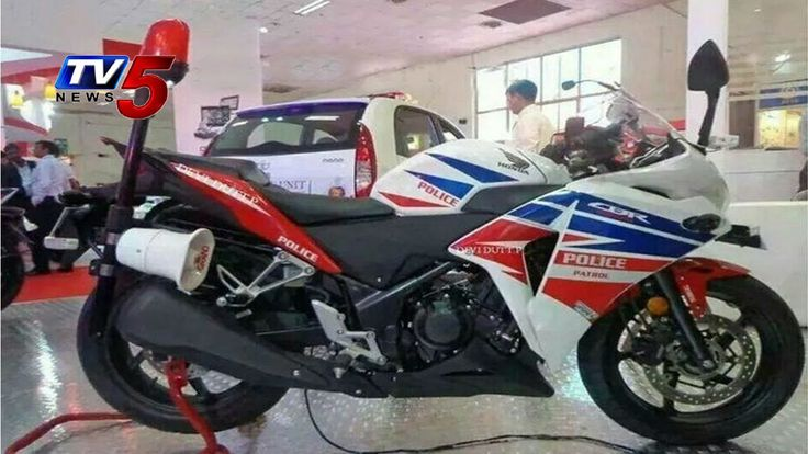 Hyderabad Police Brand New Look : TV5 News