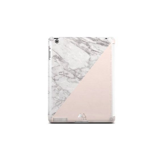 Marble ipad case, beige and white marble pattern for the chic minimalist https://www.etsy.com/uk/listing/240370061/christmas-gifts-for-teens-marble-ipad