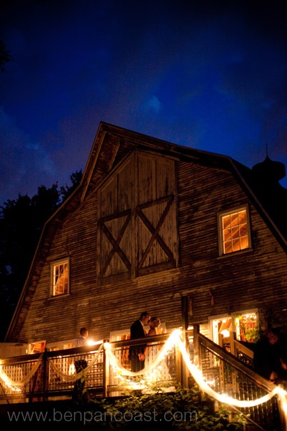 Blue Dress Barn, Millburg Michigan, wedding reception