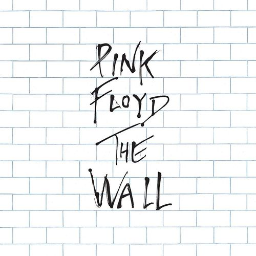 The Wall by Pink Floyd (1979)   42 Classic Black And White Album Covers