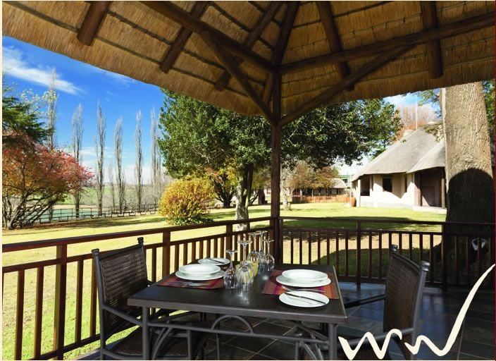 Whispering Waters - self-catering accommodation at Fort Nottingham on the Midlands Meander. See more: http://www.where2stay-southafrica.com/Accommodation/Fort_Nottingham/Whispering_Waters