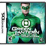Green Lantern: Rise of the Manhunters - Nintendo DS