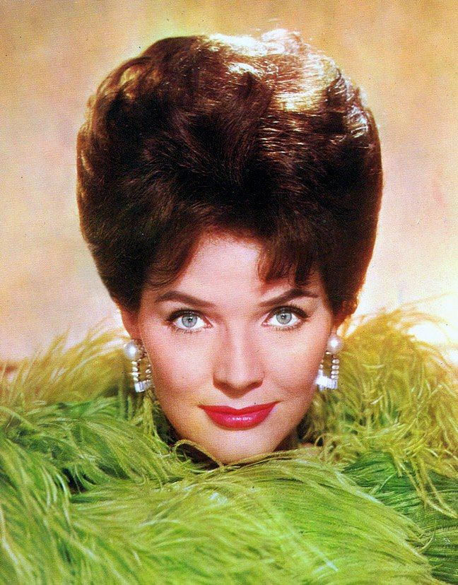 Polly bergen nude Nude Photos 8