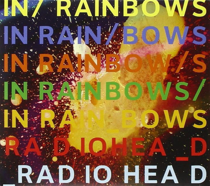 Radiohead - In Rainbows. Favorite Tracks: 1