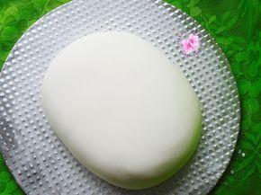 Domowa masa cukrowa ( lukier plastyczny)