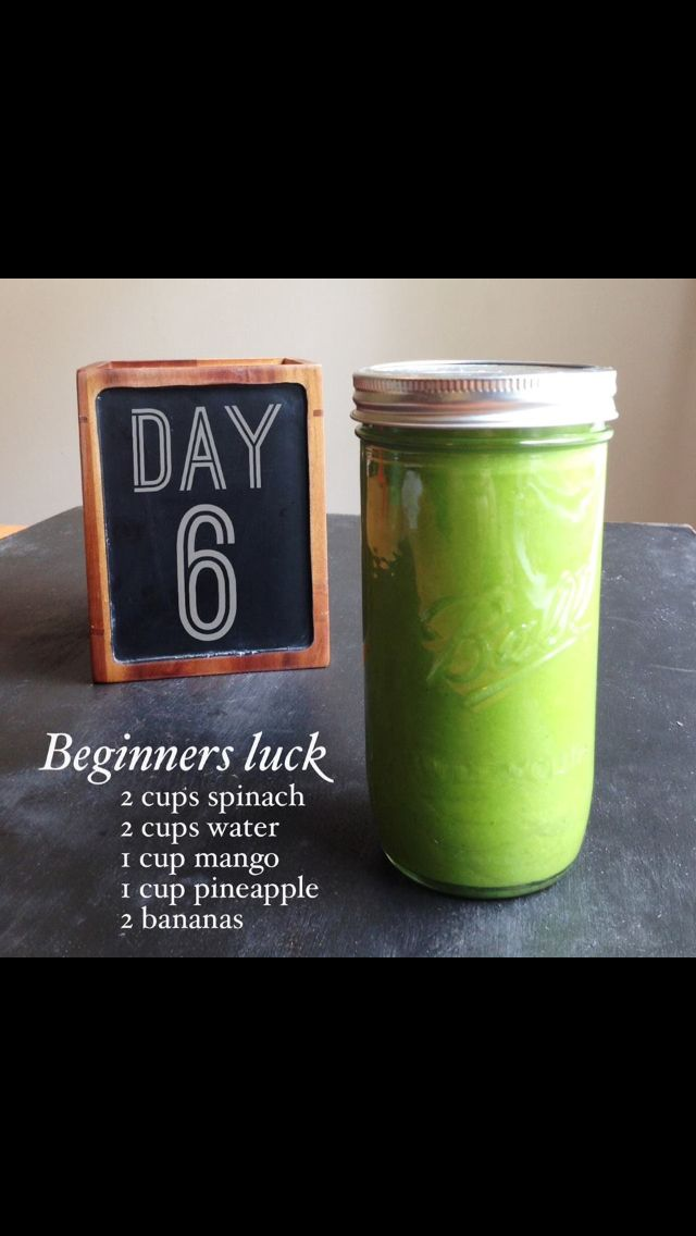 Green Smoothie with Spinach & Tropical Fruit    #vegan #paleo #gluten-free #healthy #green #smoothie #recipe