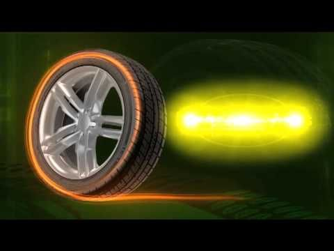 Technical value in Aeolus Tyres - YouTube