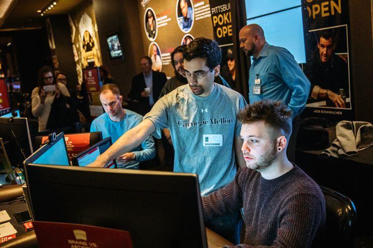 An AI poker bot has vanquished the professionals. http://ift.tt/2kQVuTe