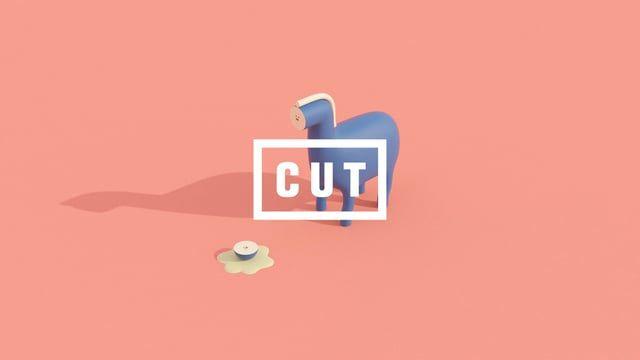 The cut made friends.
