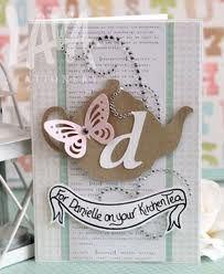 bridal shower kitchen tea cards - Google Search