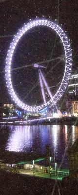 london eye whee
