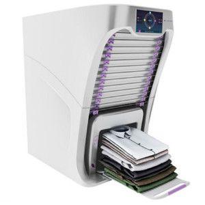 Máquina automática que plancha y dobla - FoldiMate